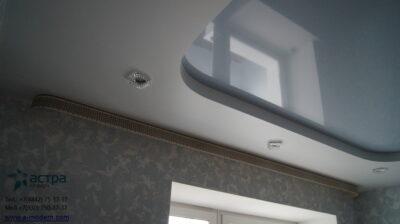 фото натяжного потолка