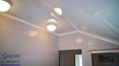 потолок на мансарде калуга