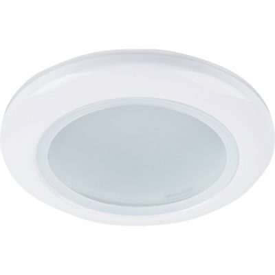 Светильник влагозащищенный Ecola MR 16, IP65, белый