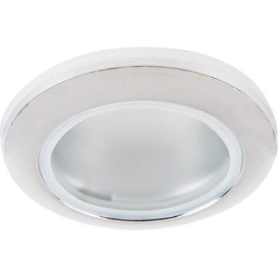 Светильник влагозащищенный Ecola MR 16, IP65, хром