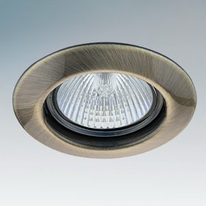 MR 16 Светильники простые