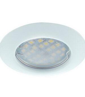 Светильник Ecola Light MR16 GU5.3 выпуклый Белый