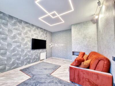 Натяжной потолок световая линия Калуга